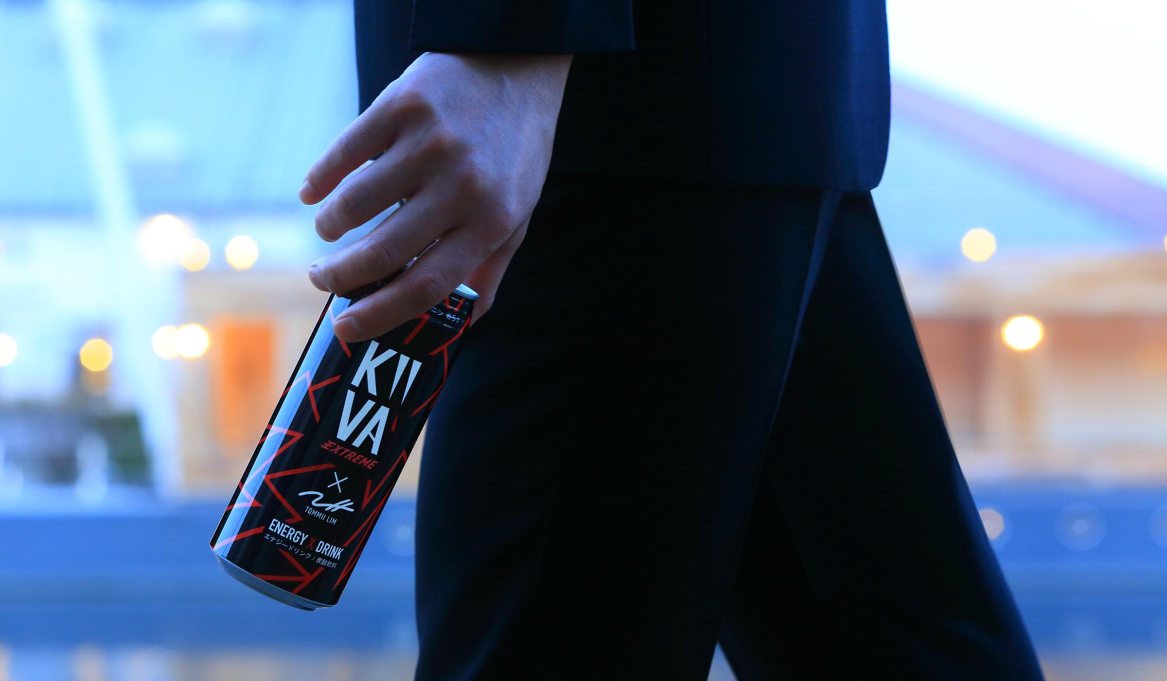 KIIVA ENERGY DRINK キーバエナジードリンク EXTREME